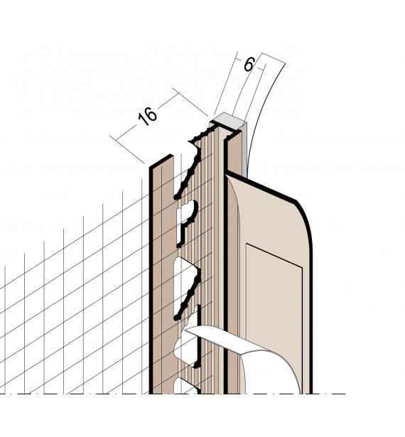 Window profile APU
